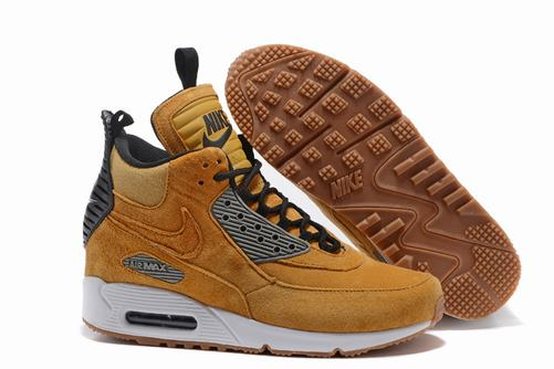 Nike Air Max 90 Sneakerboots Prm  Homme-196904