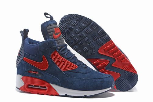 Nike Air Max 90 Sneakerboots Prm  Homme-196906