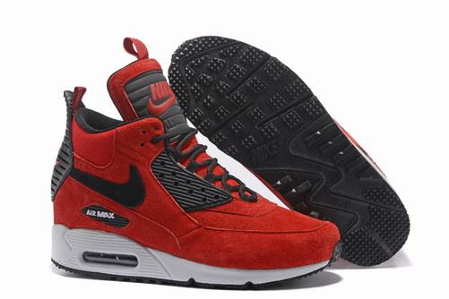 Nike Air Max 90 Sneakerboots Prm  Homme-196905