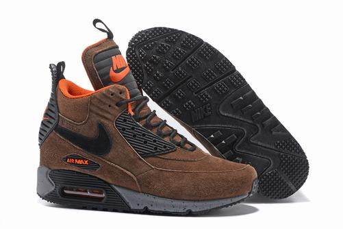 Nike Air Max 90 Sneakerboots Prm  Homme-196907